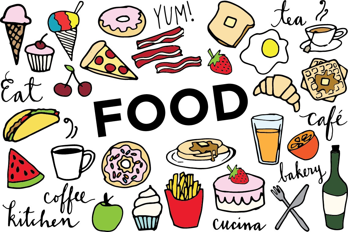 2cede7ae777dd576a7e65f848eb9a255 food cliparts image 4 food google images food clipart 1138 761